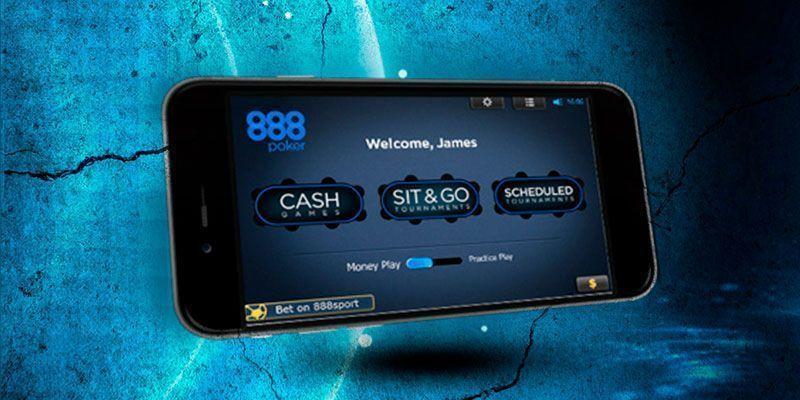 Андроид приложение 888poker