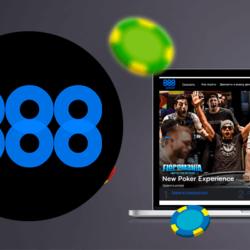 Загрузка и установка клиента 888 Poker на компьютер