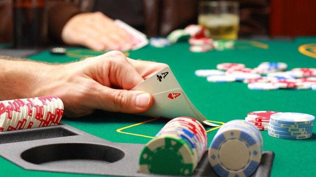 Ставки и игры в покере