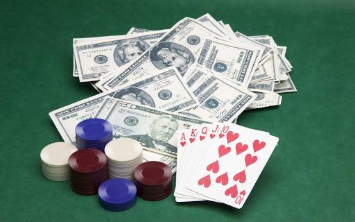 Условные деньги в покере